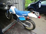 Продам мотоцикл SUZUKI 125. Из Японии,  в хорошем состоянии. б/у.