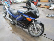 Продам мотоцикл KAWASAKI. Из Японии,  в отличном состоянии. б/у.