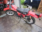 Продам мотоцикл SUZUKI TS. Из Японии,  в хорошем состоянии.  б/у