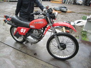 Продам мотоцикл honda 01. Из Японии,  в хорошем состоянии.  б/у