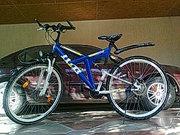 Велосипед из Германий новый с документом ;  Называния TRREK