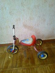 Продам детский,  трехколесный велосипед