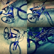 Продам надежный велосипед. Ездил на нем по горам,  по полю,  по городу!
