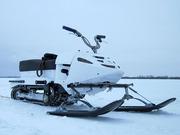 Продам снегоход Барыс