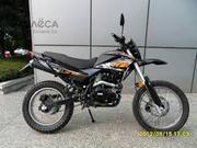 Мотоцикл RC200GY-C2 Panther
