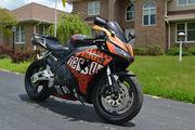 Honda CBR 1000 RR,  2006 Мотоциклы