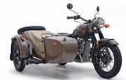 Мотоциклы Урал в Астане!!