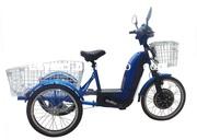 Электровелосипед трехколёсный ( трицикл).  48 v,  350 w. Новый.