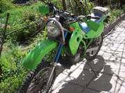 Kawasaki KDX250SR 1996 года