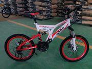 Велосипед Green Bike (двухподвесный) на спицах в АСТАНЕ!