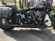 Невероятный 2008 Harley - Davidson Crossbones - сменщик softail доступ