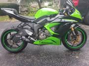2013 Kawasaki Ninja 636 * 893mi * езда